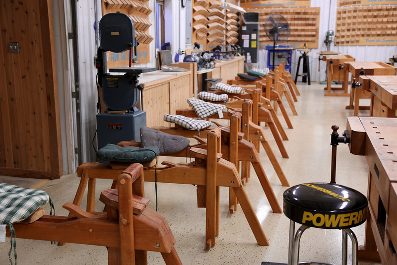 Windsor Chairmaking with Galbert 6