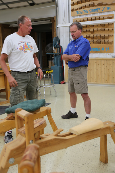 Windsor Chairmaking with Galbert 11