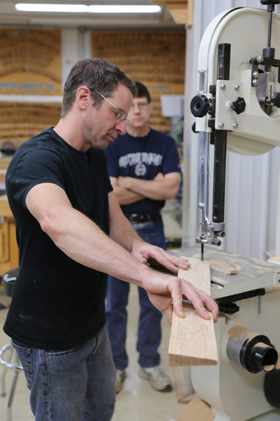 Windsor Chairmaking with Galbert 71