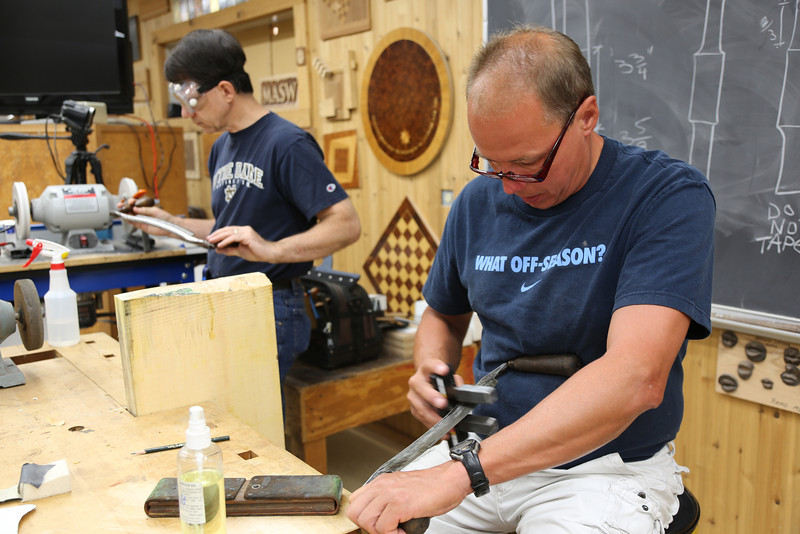 Windsor Chairmaking with Galbert 74