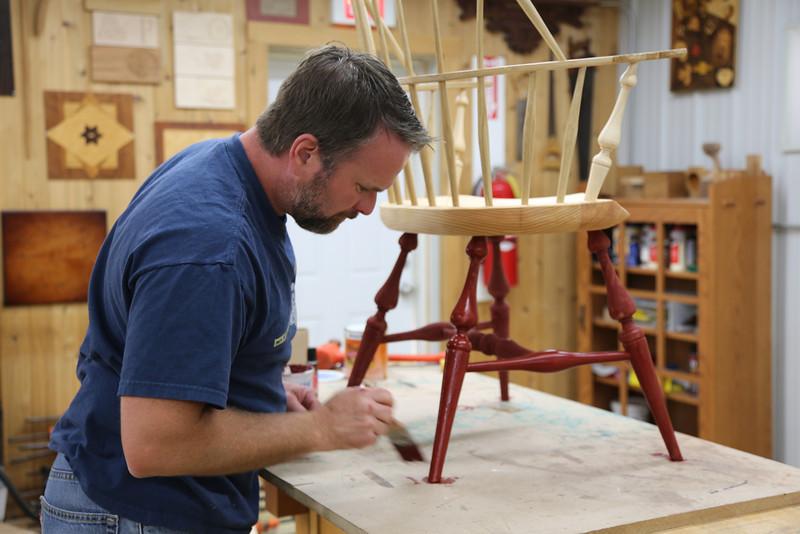 Windsor Chairmaking with Galbert 66