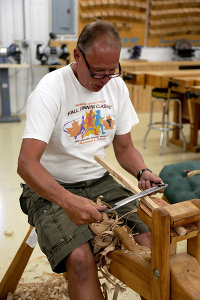Windsor Chairmaking with Galbert 42