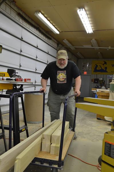 Workbench w Dale 72
