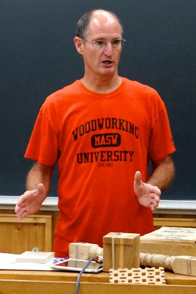 Basic Woodworking w Adams [Sept] 1