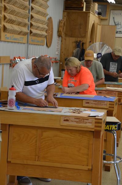 Basic Woodworking w Adams [Sept] 27