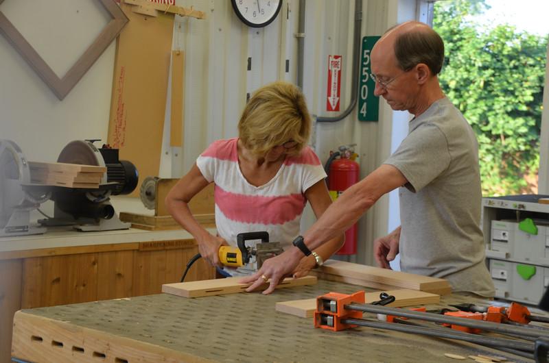 Basic Woodworking w Adams [Sept] 56