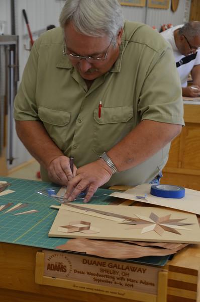 Basic Woodworking w Adams [Sept] 26