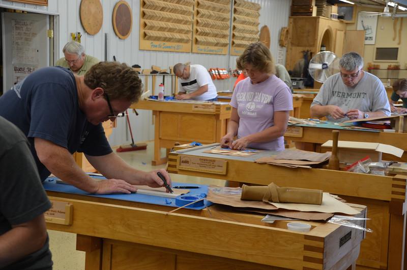 Basic Woodworking w Adams [Sept] 18
