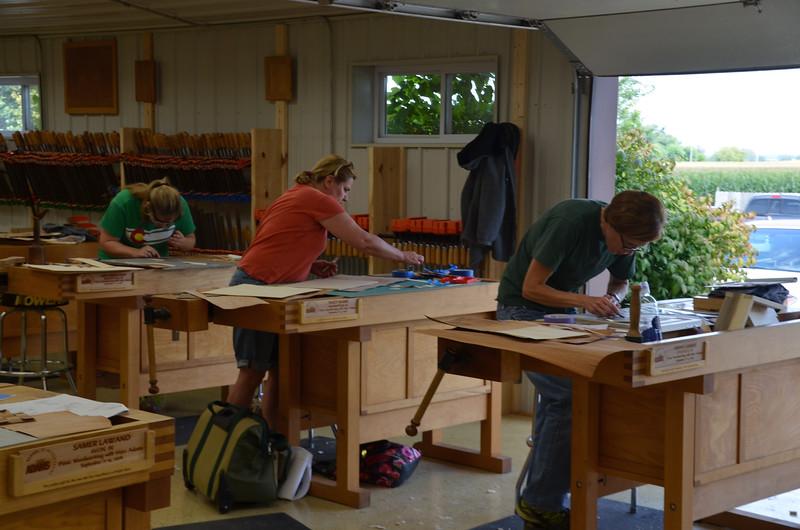 Basic Woodworking w Adams [Sept] 33
