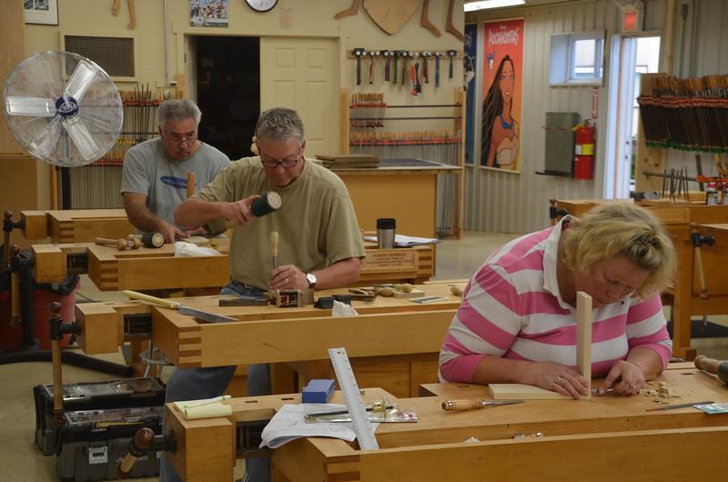 Basic Woodworking w Adams [Sept] 11