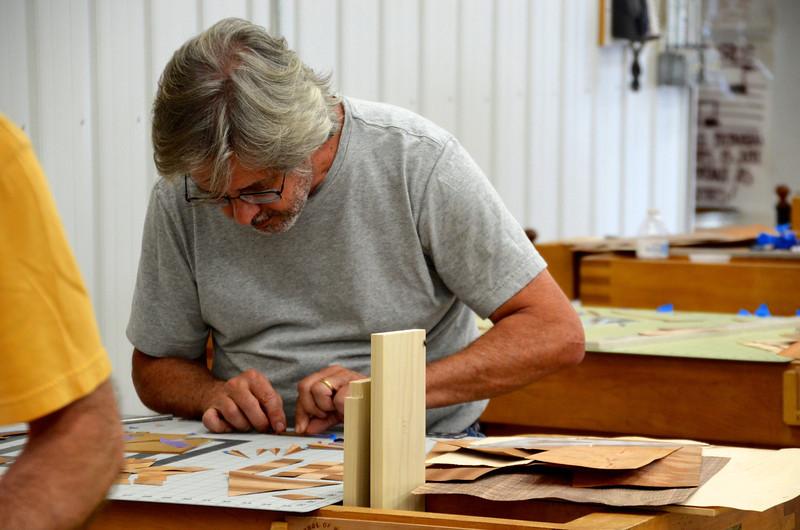 Basic Woodworking w Adams [Sept] 16