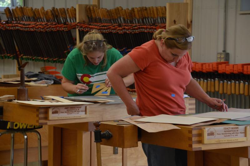Basic Woodworking w Adams [Sept] 31