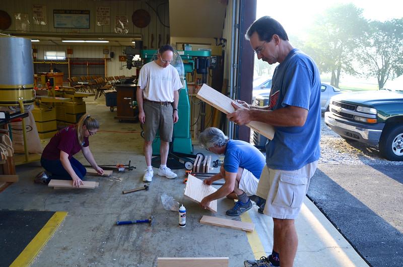 Basic Woodworking w Adams [Sept] 50