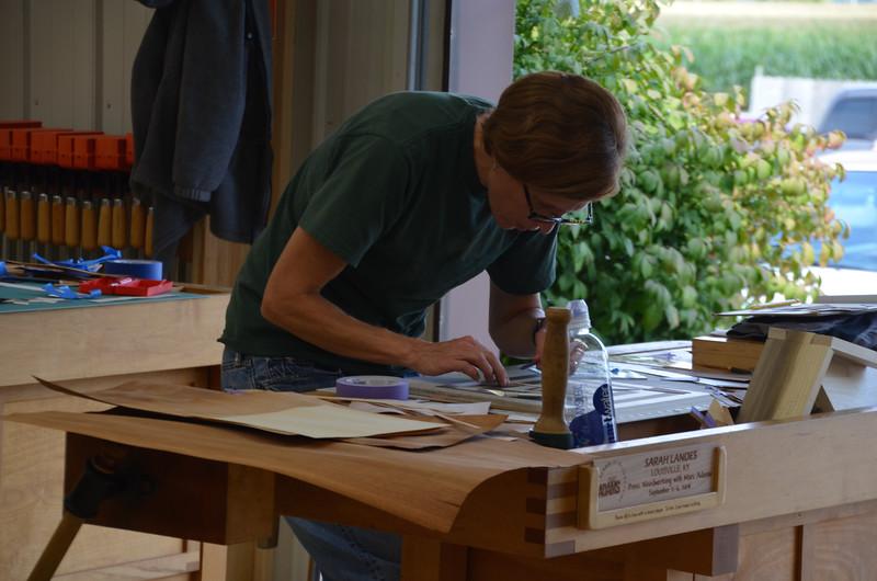 Basic Woodworking w Adams [Sept] 32
