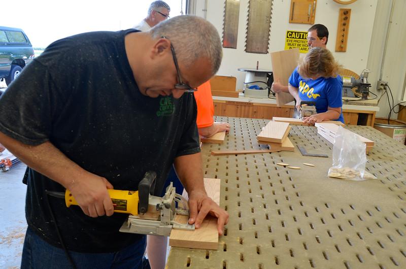 Basic Woodworking w Adams [Sept] 57