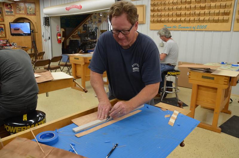 Basic Woodworking w Adams [Sept] 25