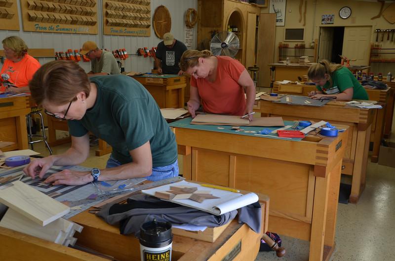 Basic Woodworking w Adams [Sept] 35