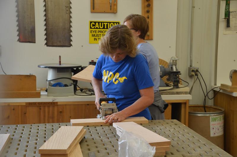 Basic Woodworking w Adams [Sept] 55