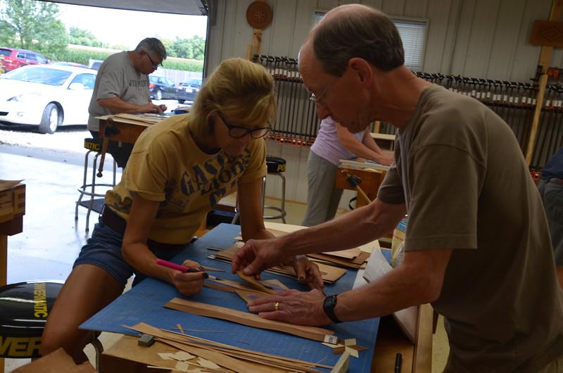 Basic Woodworking w Adams [Sept] 28