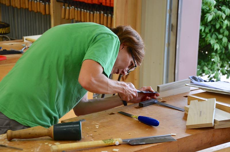 Basic Woodworking w Adams [Sept] 8