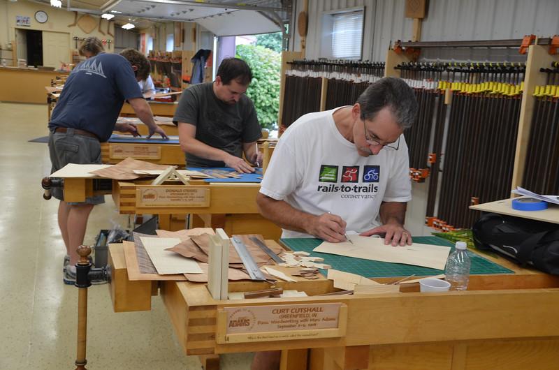 Basic Woodworking w Adams [Sept] 12