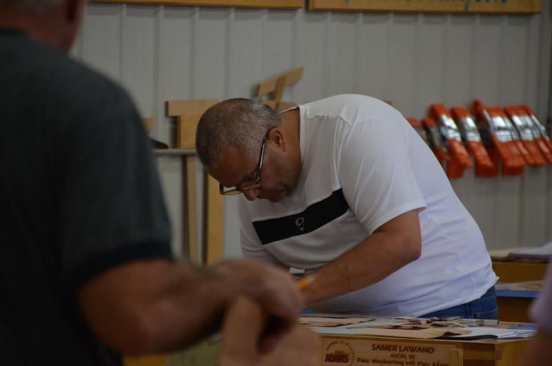 Basic Woodworking w Adams [Sept] 19