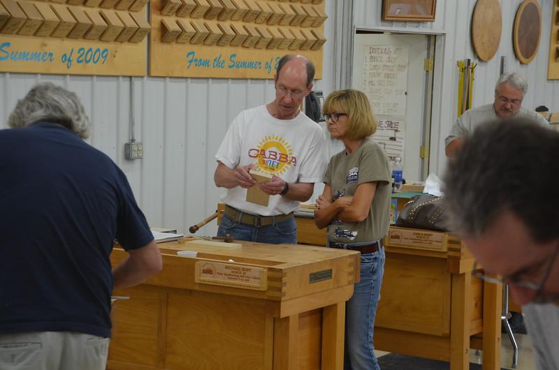 Basic Woodworking w Adams [Sept] 5