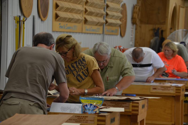 Basic Woodworking w Adams [Sept] 15