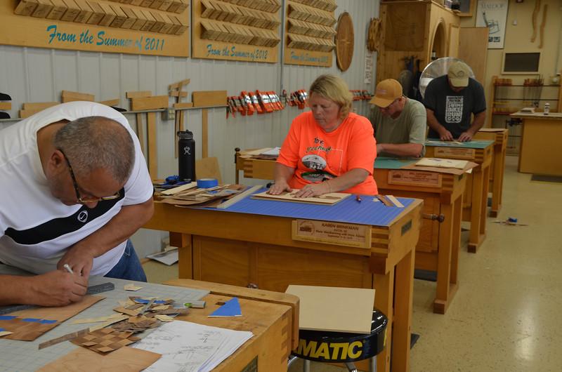 Basic Woodworking w Adams [Sept] 34