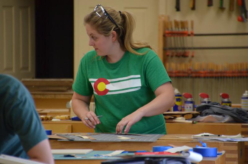 Basic Woodworking w Adams [Sept] 22