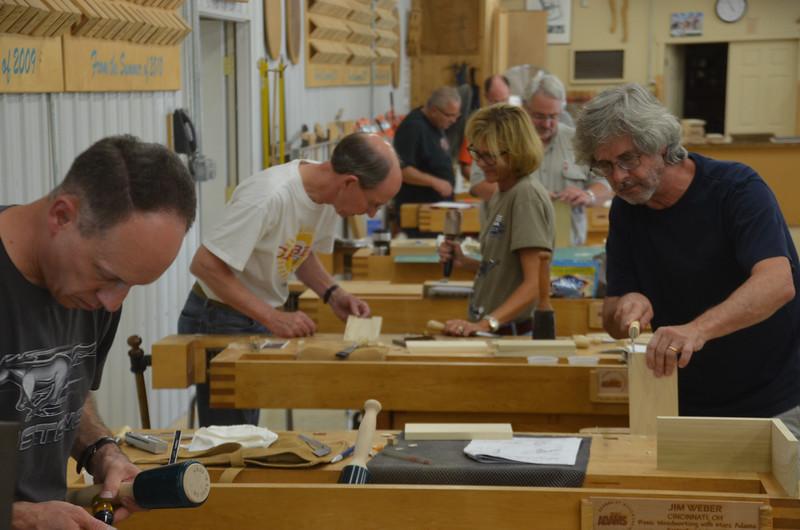 Basic Woodworking w Adams [Sept] 6