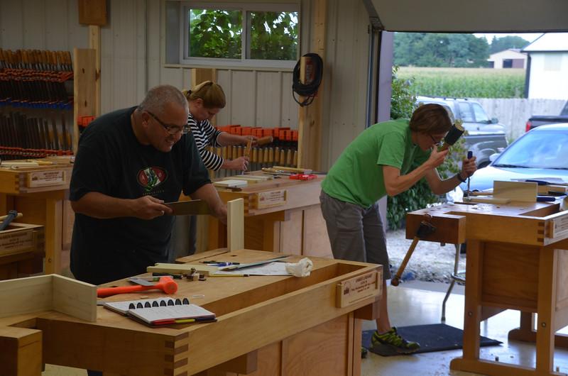 Basic Woodworking w Adams [Sept] 10
