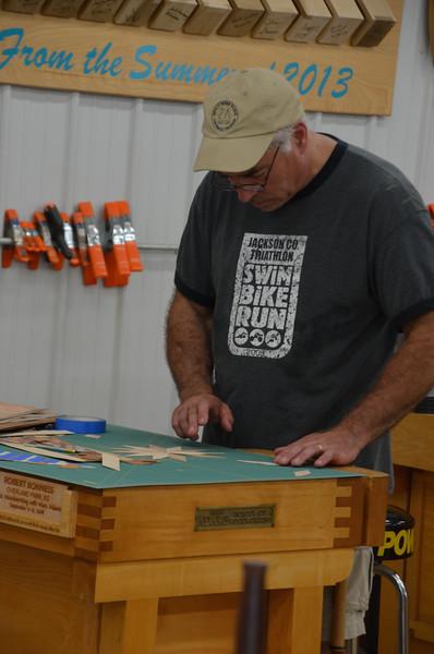 Basic Woodworking w Adams [Sept] 40