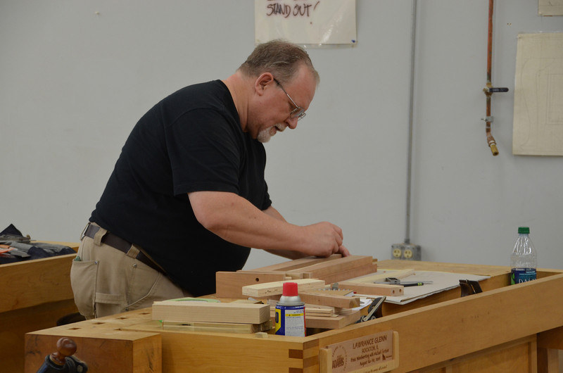 Basic Woodworking w Fortune 63