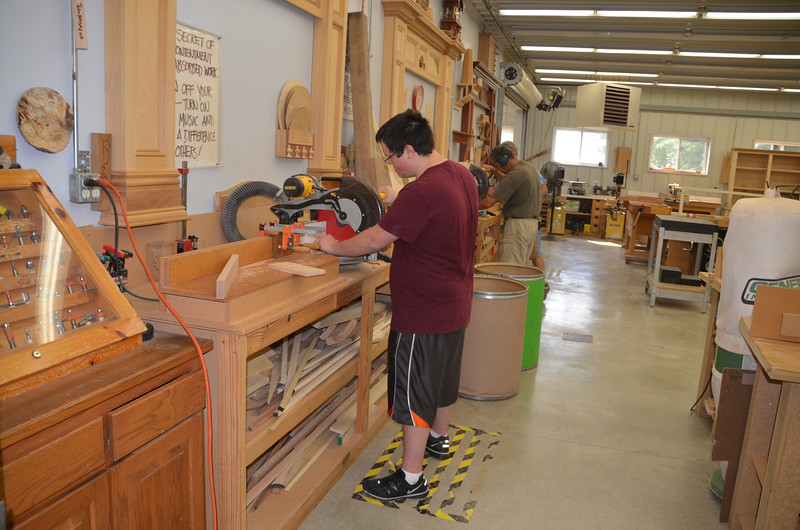 Basic Woodworking w Fortune 28