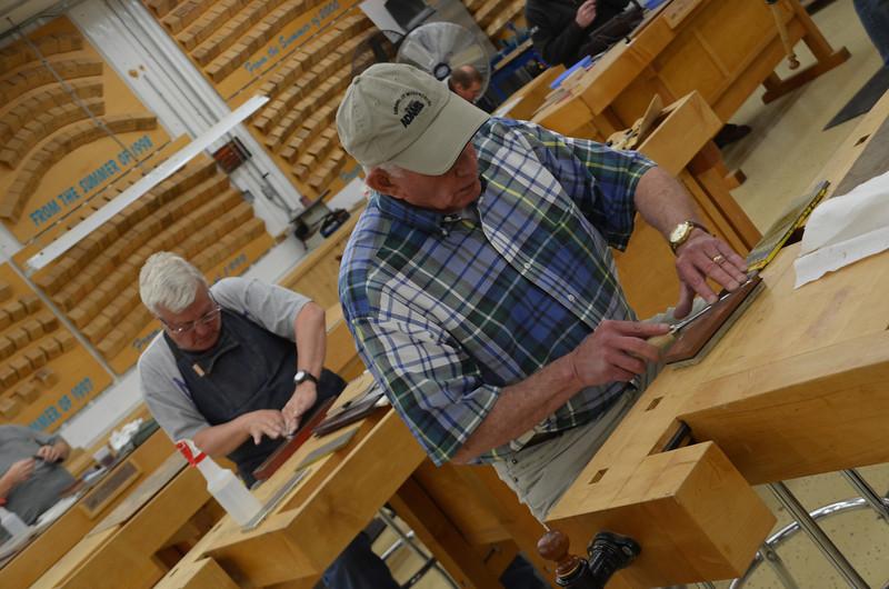 Handskills w Proctor 20