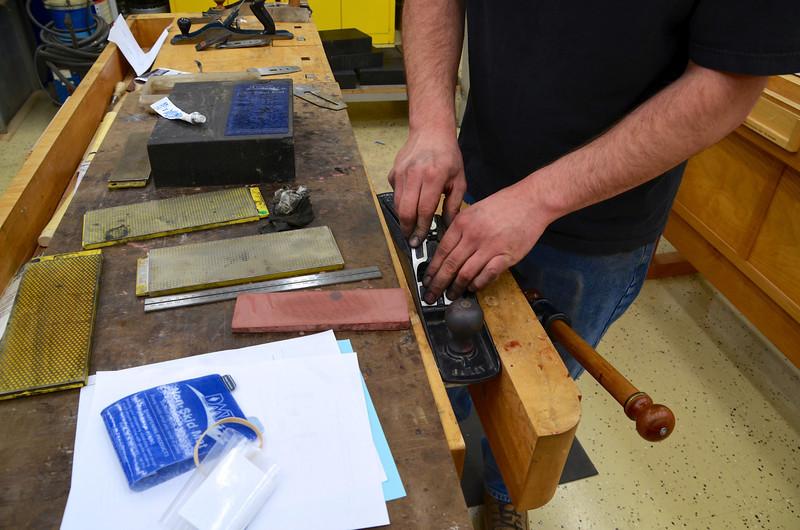 Handskills w Proctor 50