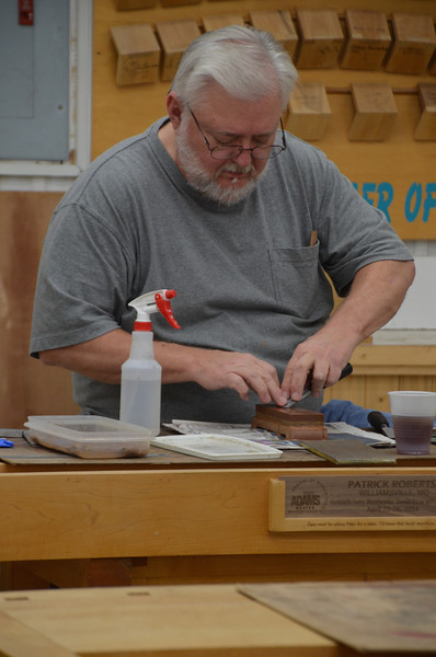 Handskills w Proctor 25