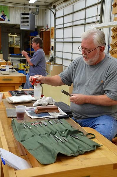 Handskills w Proctor 43
