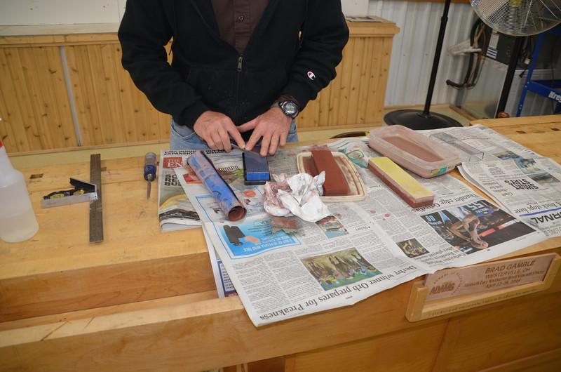 Handskills w Proctor 40