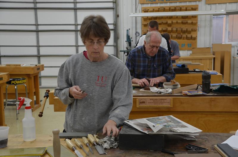 Handskills w Proctor 18