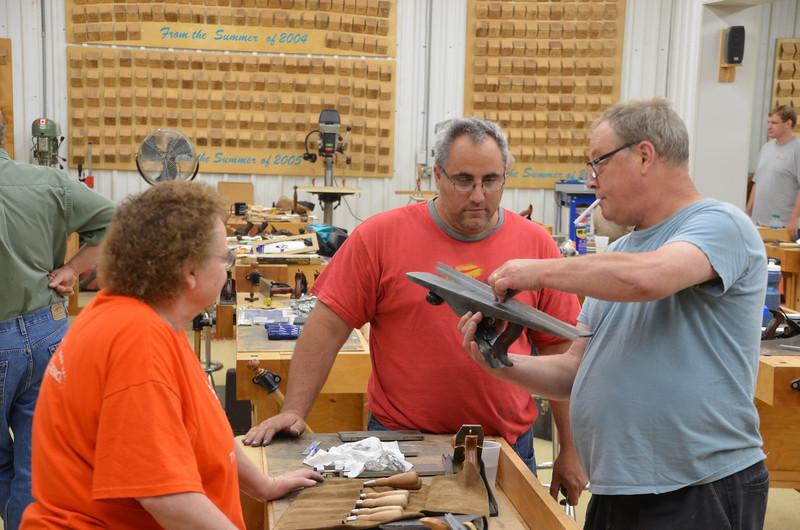 Handskills w Proctor 24