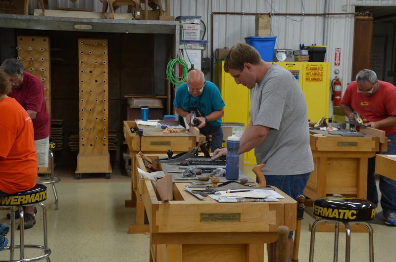 Handskills w Proctor 46
