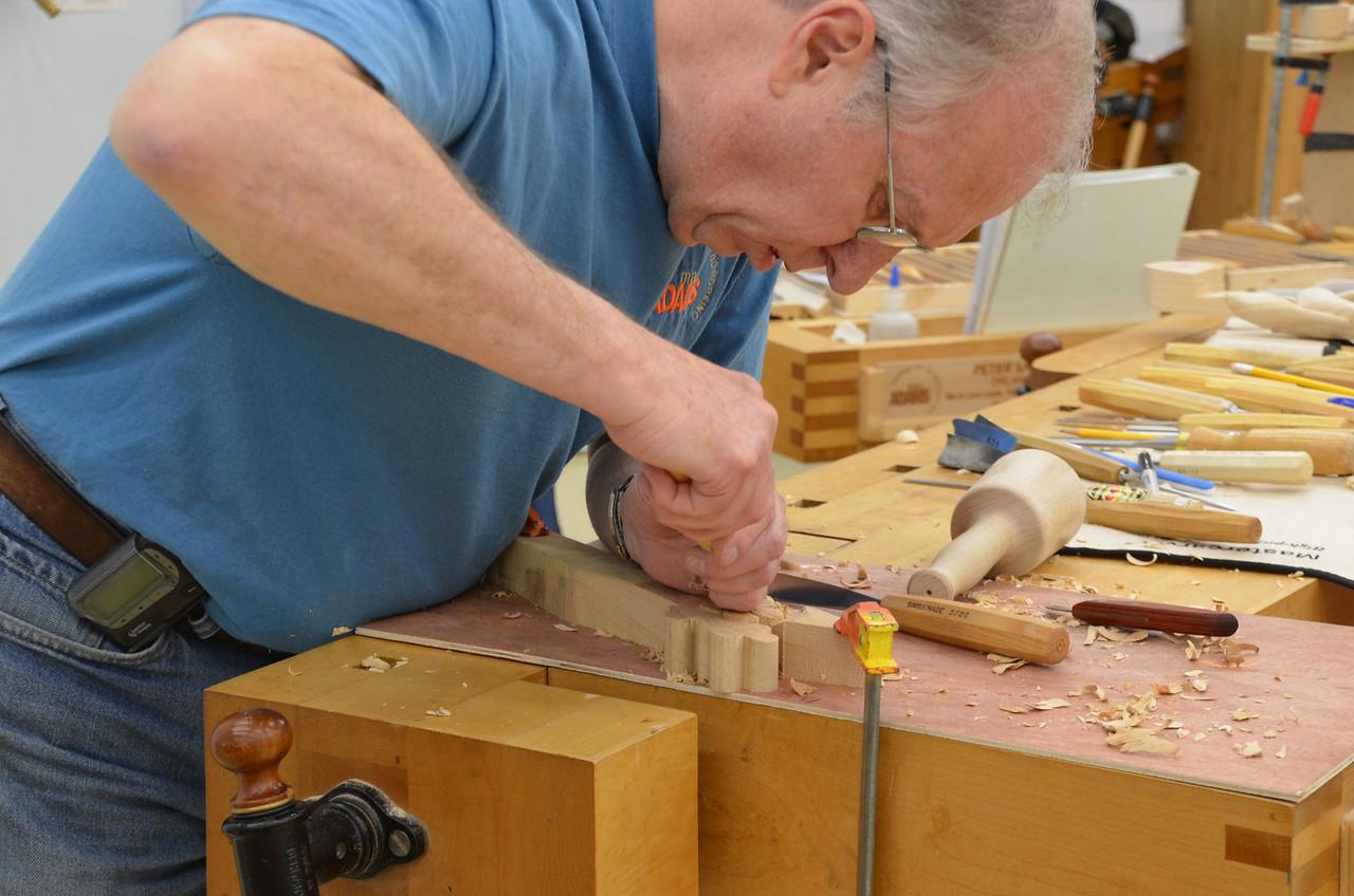 Carving w Esterley 66