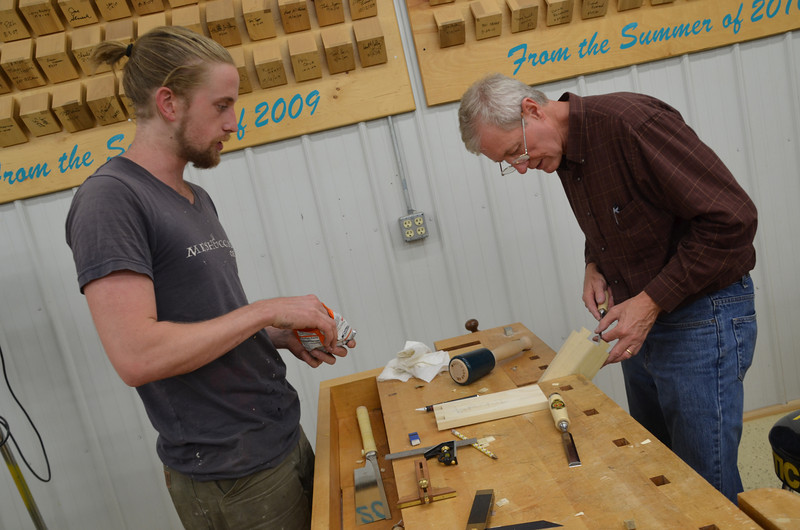 Joinery with Adams [Aug] 19