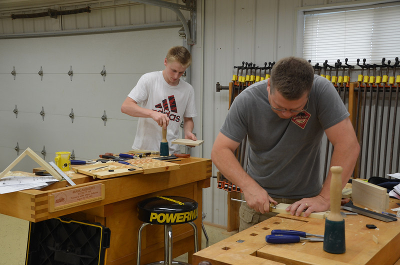Joinery with Adams [Aug] 21