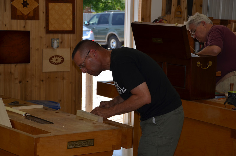 Joinery with Adams-June 14