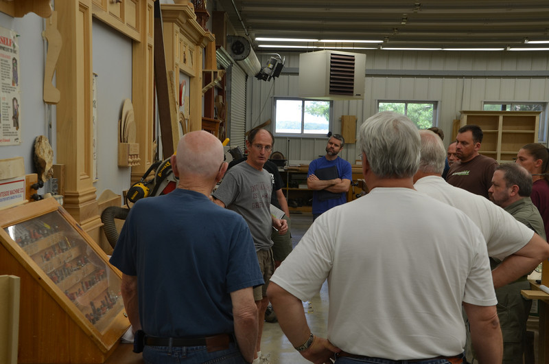 Joinery with Adams-June 6
