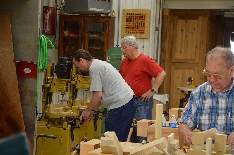 Joinery with Adams-June 50