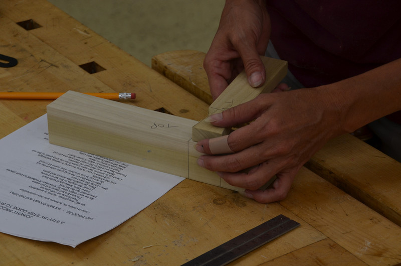 Joinery with Adams-June 20